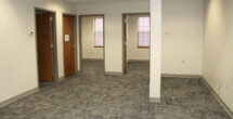 Large office or meeting room